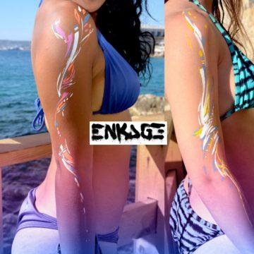 Body painting –  Enkage
